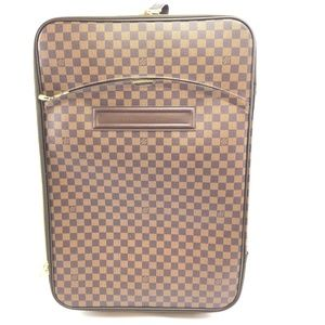 65 Roller Luggage Canvas Weekend/Travel Bag